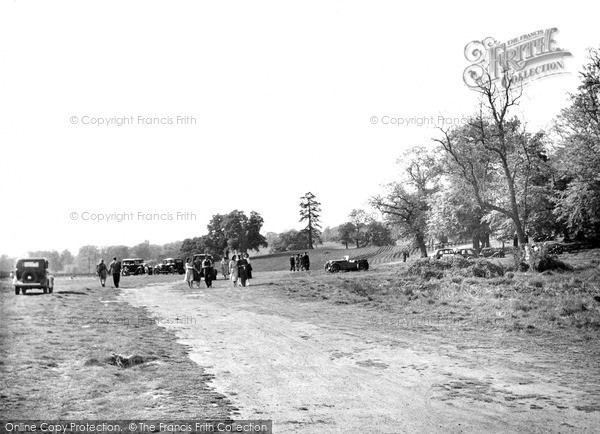 Photo of South Weald, Weald Park c.1950