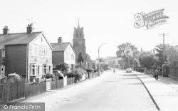 South Wigston, Blaby Lane c.1960