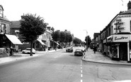 South Wigston, Blaby Road c1960