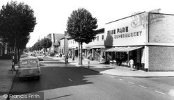 Blaby Road c.1965, South Wigston
