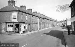 Countesthorpe Road c.1960, South Wigston