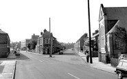 South Wigston, Countesthorpe Road c1960