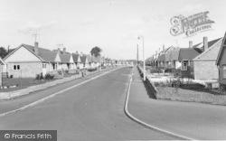 South Wigston, Cumberland Road c.1960