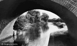Grand Union Canal c.1960, South Wigston