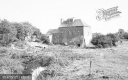 South Wigston, Mill Stream c.1960