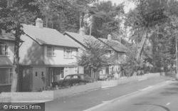 South Wigston, Saffron Road c.1960