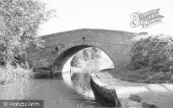 The Canal c.1960, South Wigston