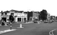 South Woodford, Gates Corner c1965