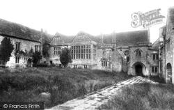 South Wraxall, Manor 1900