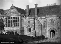 South Wraxall, Manor c.1900