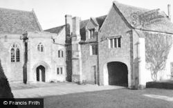 South Wraxall, Manor c.1950