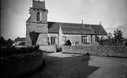 South Wraxall, Church c1900
