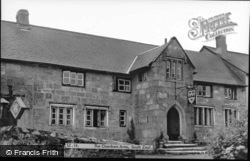 The Oxenham Arms c.1960, South Zeal