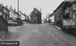 The Village c.1960, South Zeal