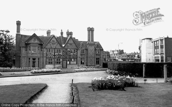 Photo of Southall, The Manor House 1965