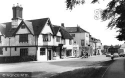 Southam, Manor House And Market Hill c.1960