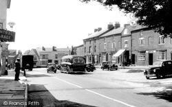 Southam, Market Hill 1950