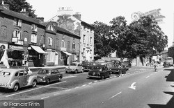 Southam, Market Hill c.1965