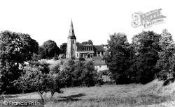 Southam, St James Church c.1960