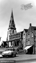 Southam, St James Church c.1965