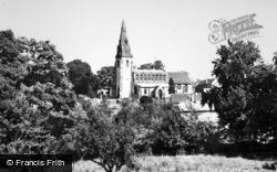 Southam, The Church c.1965