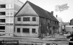 58 French Street (The Medieval Merchant's House) 1958, Southampton