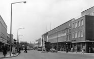 Southampton, Above Bar c.1960