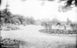 Andrews Park 1908, Southampton