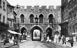 Bargate 1908, Southampton
