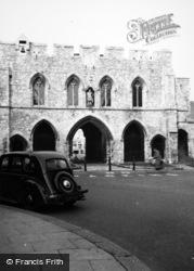Bargate 1958, Southampton
