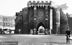 Bargate c.1955, Southampton
