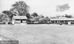 Bowling Green c.1950, Southampton