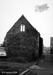 Canute's Palace 1959, Southampton