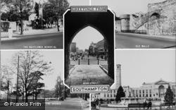 Composite c.1955, Southampton