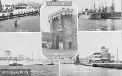 Composite c.1960, Southampton