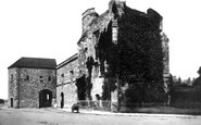 Southampton, God's House Tower 1908