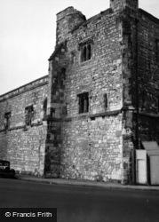 God's House Tower 1958, Southampton