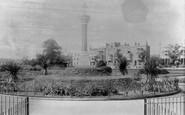 Southampton, Gordon Memorial, Queens Park 1924