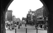 Southampton, High Street c.1955