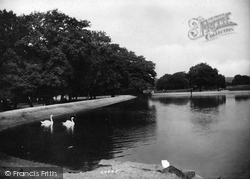 Southampton, On The Common, The Pond 1908