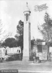 Pilgrim Fathers' Memorial 1924, Southampton