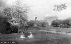 Southampton, Queens Park 1908