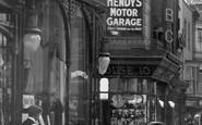 Southampton, Shops c.1900