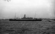 Southampton, Ss Arnayon 1908