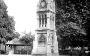 Southampton, The Clock Tower 1908