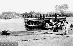 The Floating Bridge 1908, Southampton