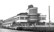 Southampton, The Ocean Terminal c.1955