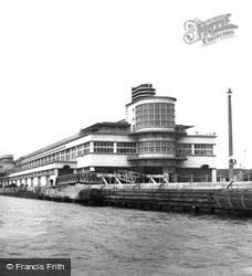 The Ocean Terminal c.1955, Southampton