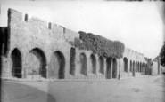 Southampton, The Old Walls 1908