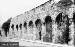 The Old Walls 1908, Southampton